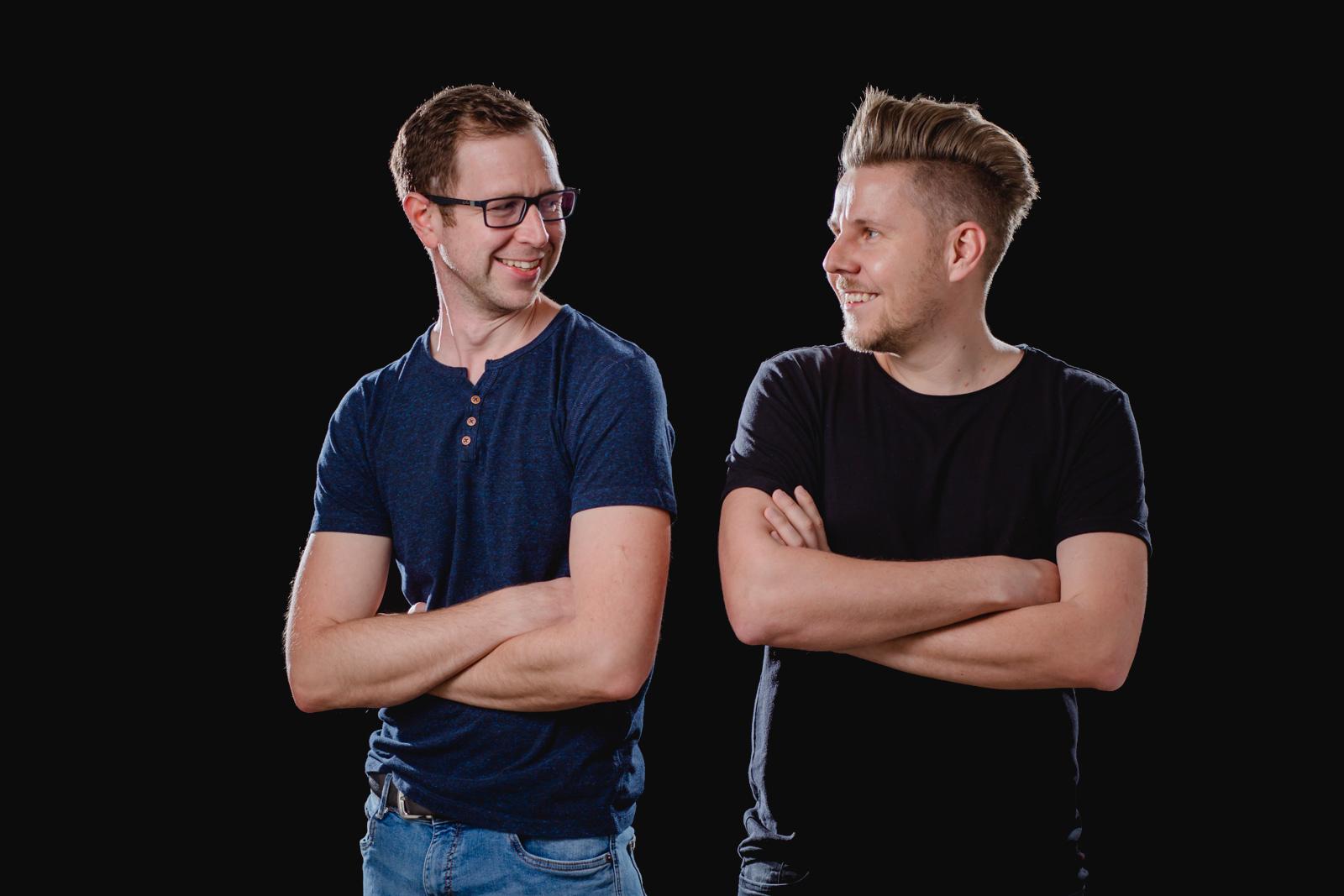 Christian und Thomas (Floorz.at)